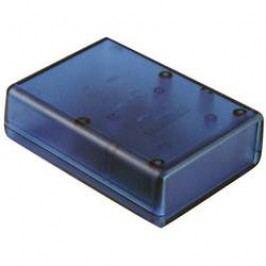 Univerzální pouzdro ABS Hammond Electronics 1593LTBU, 92 x 66 x 28 mm, modrá