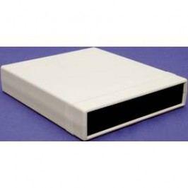 Polystyrolové pouzdro Hammond Electronics 1598GBK, (d x š x v) 250 x 160 x 76 mm, černá