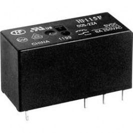 Malé Power relé G6B HF115F/005-1HS3B(610), 16 A, 16 A , 300 V/DC/ 440 V/AC , 4000 VA