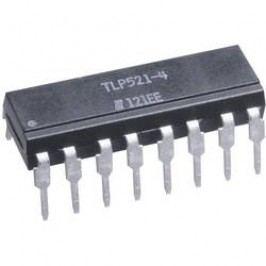 Optočlen Isocom Components TLP521-4, DIL 16