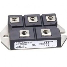 Můstkový usměrňovač 3fázový POWERSEM PSDS 83-14, U(RRM) 1400 V