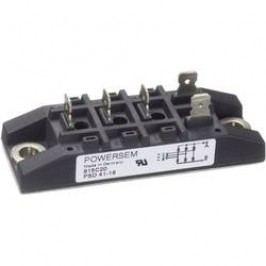Můstkový usměrňovač 1fázový POWERSEM PSB 41-18, U(RRM) 1800 V