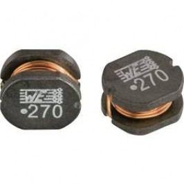 SMD tlumivka Würth Elektronik 768775312, 1200 µH, 0,28 A, 10 %, 7850