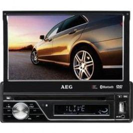 Autorádio s DVD AEG AR4026DVD, 400426, USB, SD slot, Bluetooth