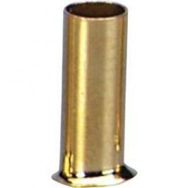 Koncovka pro kabely Sinus, 1,5 mm², 20 ks, pozlacená