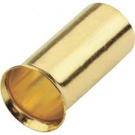 Pozlacené dutinky Sinus, 13336, 16 mm², 8 ks