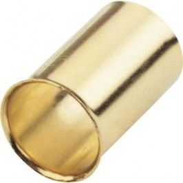 Pozlacené dutinky Sinus, 13337, 25 mm², 8 ks