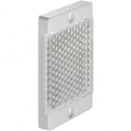 Reflexní odrazka pro světelnou závoru Leuze Electronic TKS 50 x 50, 50022814, 50 x 50 mm