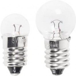 Žárovky pro světlo na jízdní kolo Bicycle Gear 20149, 1x 6 V/ 2,4 W, 1x 6V/0,6 W
