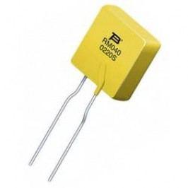 PTC pojistka Bourns MF-RM040/240-2, 0,4 A, 28,5 x 11,5 x 3,8 mm