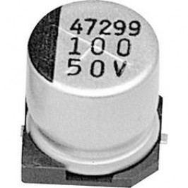SMD kondenzátor elektrolytický Samwha CD0J108M10010VR, 1000 µF, 6,3 V, 20 %, 10 x 10 mm
