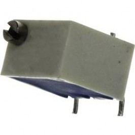 Trimr Bourns 25cestný 0.5 W 50 Ohm 9000 ° 3296W-1-500LF 1 ks