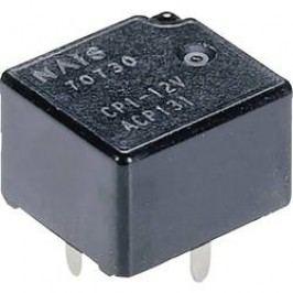 Automobilové relé Panasonic CP112, spínací 30 A/14 VDC, rozpínací 10 A/14 VDC, 640 mW