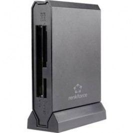 Externí čtečka paměťových karet Renkforce CR11e-A, USB 3.0, černá