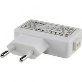 Síťový adaptér pro LED Renkforce, 6 W, 12 VDC, 670 mA, bílá, 9283c53