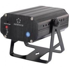Laserový světelný efekt Renkforce GLP25