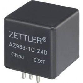 Miniaturní automobilové relé Zettler Electronics AZ983-1A-24D
