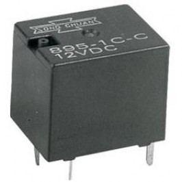 Miniaturní automobilové relé Song Chuan 895-2AC 12V DC