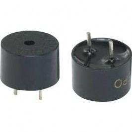 Piezo siréna 85 dB KEPO KPMG09C14-K9214, černá