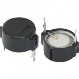 Piezo měnič 80 dB KEPO KPT-G1912-K9207, černá