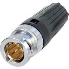 BNC konektor - zástrčka, rovná Neutrik NBNC75BRU11 7.30 mm, 75 Ohm, 1 ks