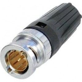 BNC konektor - zástrčka, rovná Neutrik NBTC75BXX5 4 mm, 75 Ohm, 1 ks
