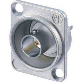 BNC konektor - zásuvka, vestavná vertikální Neutrik NBB75DSI 75 Ohm, 1 ks
