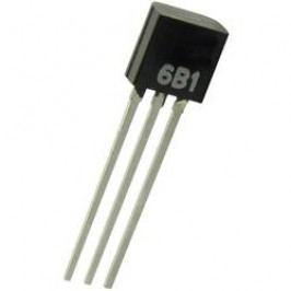 Digitální teplotní senzor B+B Thermo-Technik TSIC506-TO92 -10 - +60 °C Typ pouzdra TO 92