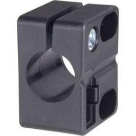 Držák senzoru Contrinex ASU-0001-080 (606 000 005), ASU-0001-080, PA 6 černá