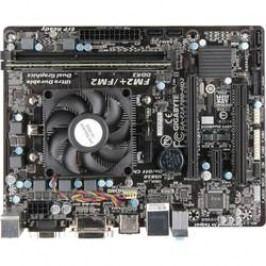 Základní deska s procesorem Renkforce AMD A10-7700K, DDR3 8 GB, 4x 3,4 GHz, Micro-ATX