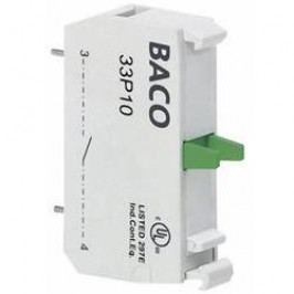 Kontaktní prvek BACO BA33P10 (223142), 600 V, 10 A, do DPS, 1x zap