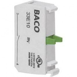 Kontaktní prvek BACO 33E01 (BA33E01), 600 V, 10 A, šroubovací, 1x vyp