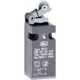 Koncový spínač Schlegel EKU1-KH, 380 V/AC, 6 A, 380 V/AC, páka s kladkou