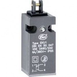 Koncový spínač Schlegel EKU1-KZ, 380 V/AC, 6 A, 380 V/AC, osa tahu