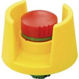 Nouzové tlačítko Schlegel QRSKUV, 22 mm, červená/žlutá