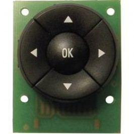 Tlačítko MEC 9509136118, 24 V/DC, 0,05 A, pájené, 1x vyp/zap