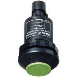 Tlačítko Elobau 145010AB-GN, 48 V DC/AC, 0,5 A, 1x zap/(vyp)