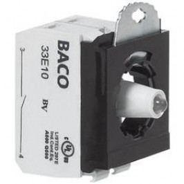 Kontaktní prvek s LED BACO 333EAGL11, 24 V, 10 A, šroubovací, 1 rozpínací/1 spínací