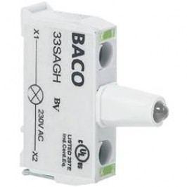 LED prvek BACO BA33SARL (224251), červená