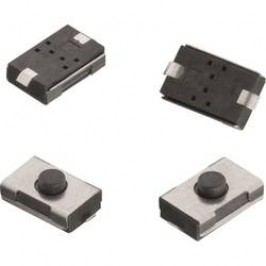 Tlačítko Würth Elektronik 434123025816, 12 V/DC, 0,05 A, SMD, 1x vyp/(zap)