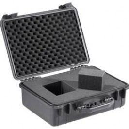 Outdoorový kufr Basetech 708503, 460 x 360 x 175 mm