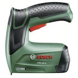 Akumulátorový sponkovač Bosch PTK 3,6 LI, typ spon: 53