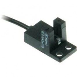 Optická závora ve tvaru U Pepperl & Fuchs GL5-Y/43a/115, přepínání světlo/tma, dosah 5 mm, kabel