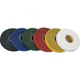 Pásek se suchým zipem Fastech T0601002081125, žlutá, 25 m, 10 mm