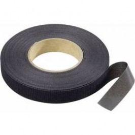 Pásek se suchým zipem Binder Band (d x š) 10000 mm x 16 mm, černá, 10 m
