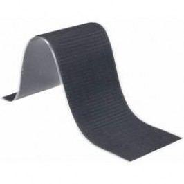 Samolepicí páska se suchým zipem (háčky) Fastech T0105099990305, 500 cm x 5 cm, černá