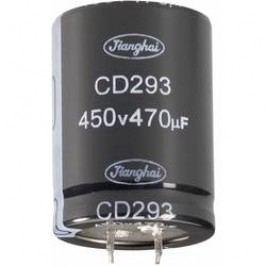 Elektrolytický Snap In kondenzátor Jianghai ECS2EBZ102MT6P23540, 1000 µF, 250 V, 20 %, 40 x 35 mm