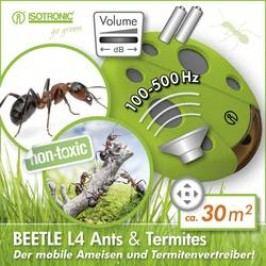 Mobilní odpzovač mravenců Isotronic Beetle L4, 70515
