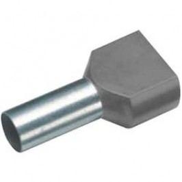 Dvojitá dutinka Cimco (18 2462), 0,75 mm², 8mm, 100 ks, šedá