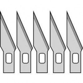 Náhradní čepele pro modelářský skalpel Donau MS05, 5 ks